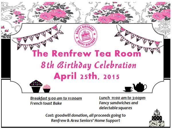 tea room renfrew