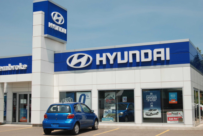 Hyundai Pembroke